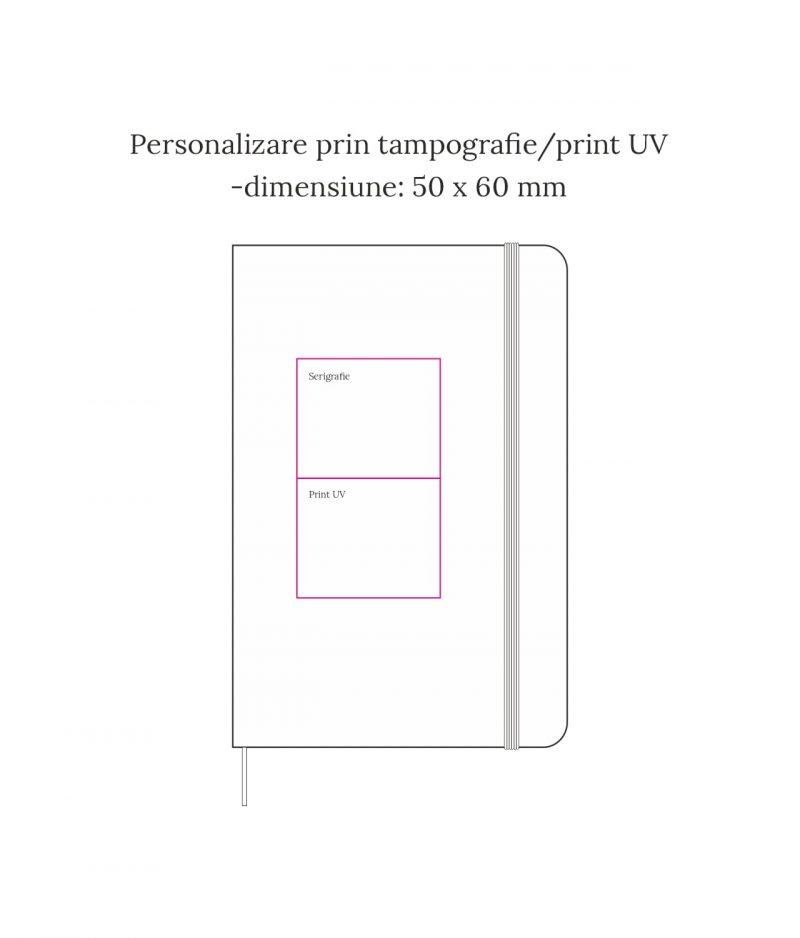 notesuri personalizate vital a5