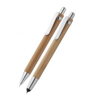 set de scris din bambus heleon