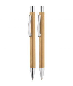 set de scris personalizat mamboo