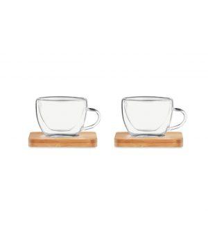 set personalizat pentru espresso belize