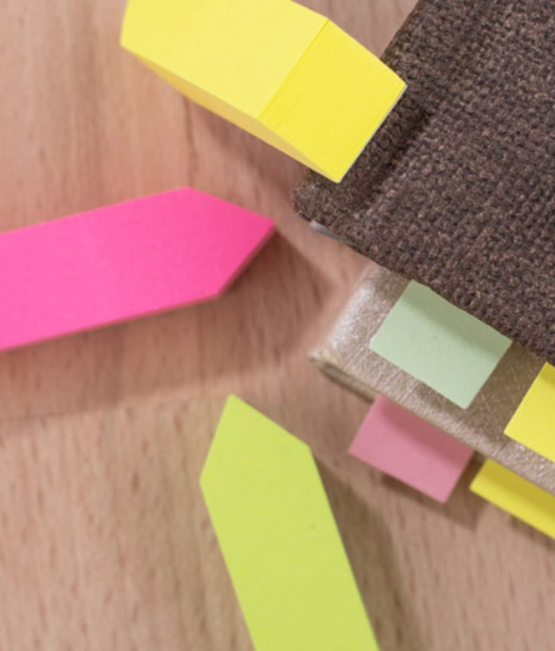 sticky-notes gravat zicco