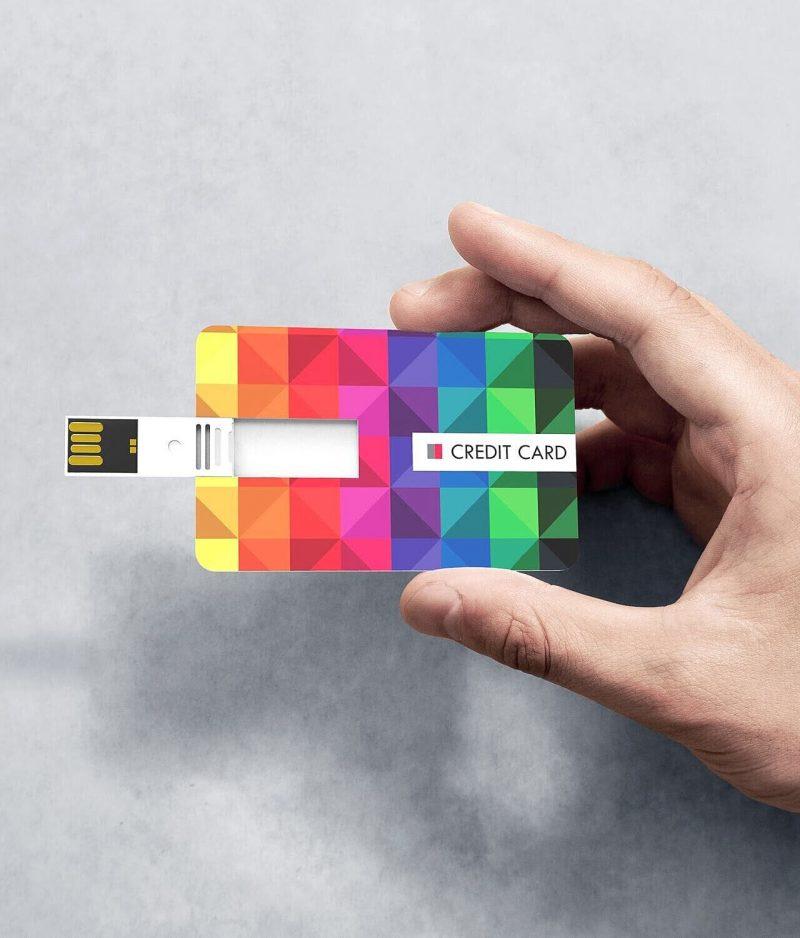 usb personalizat credit card
